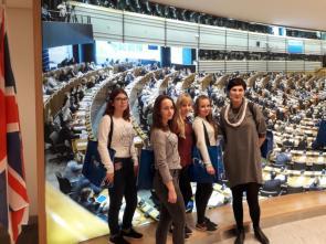 Wyjazd od Brukseli