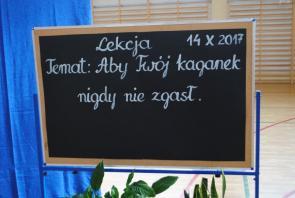 Akademia z okazji Dnia Edukcji Narodowej