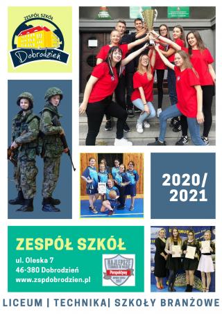 Zespół Szkół w Dobrodzieniu - informacje dla ósmoklasistów