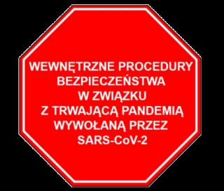 Wewnętrzne Procedury Bezpieczeństwa pobytu dziecka w szkole w czasie pandemii